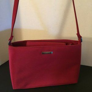 New Without Tags Cute Red Rosetti Shoulder Bag